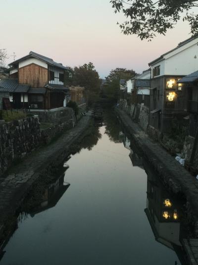 フェリーさんふらわあ、比叡山経由で近江八幡へ