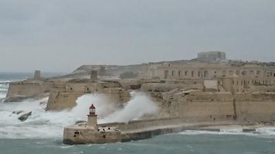 マルタとシチリアを巡る旅 ①- ハイポジウム地下神殿へ