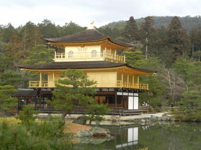 京都・神戸旅行② 金閣寺