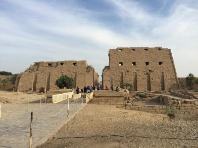 Temple of Karnak (Luxor①)カルナック神殿(2017年12月22日-23日ルクソール①)