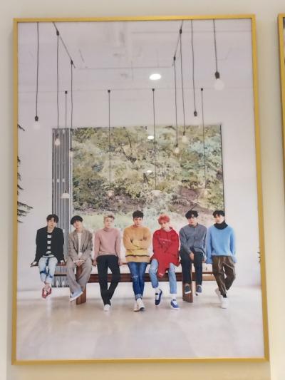ソウルはK-POPで2017年末Ver.「SJ撮影カフェ・イェソン ビアレストラン」
