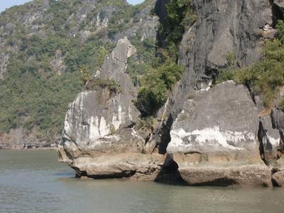 2005年以来2度目のベトナム・未踏のハロン湾世界遺産見たい!