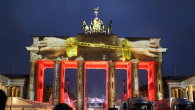 二度目のベルリン ~2017 「ドイツ統一の日」前夜~