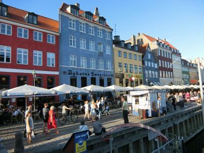 2017年6月デンマーク旅行①