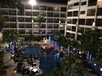 プーケットのディーバナプラザホテル