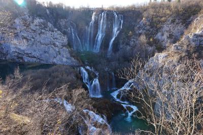 念願のクロアチア Part3 【プリトヴィツェ湖群国立公園】