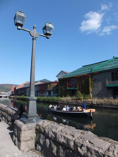 運河と洋館と鰊御殿~小樽の街歩き