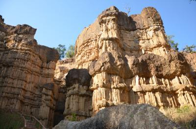 チェンマイの奇岩