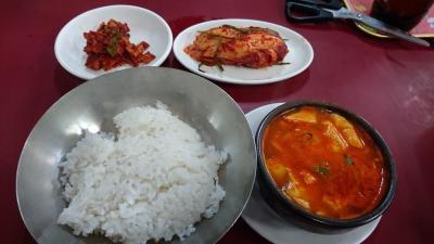 釜山食べ歩き