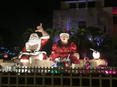 親子三代で行くクリスマスinハワイ03