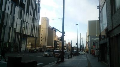 2018初旅行記 富山市内中心部ぶらぶら散策記