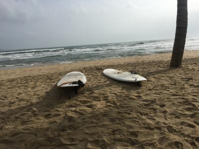 【サーフィン】初ベトナム 年末年始 ダナンでサーフィンはできるのか?