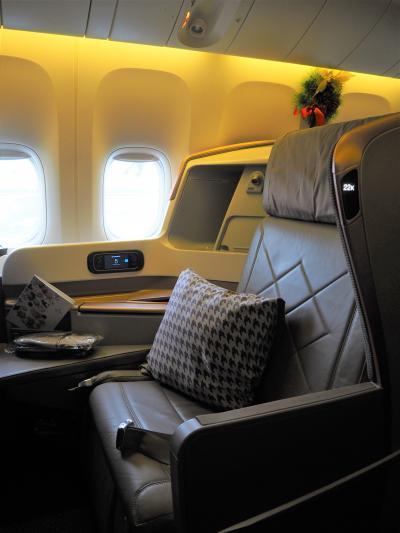 シンガポール航空ビジネスクラスで行く恋するシンガポールの旅・子連れだけど・・・