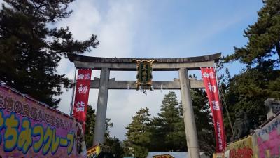 京都に初詣