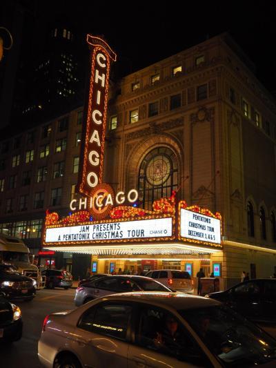 シカゴ市内観光