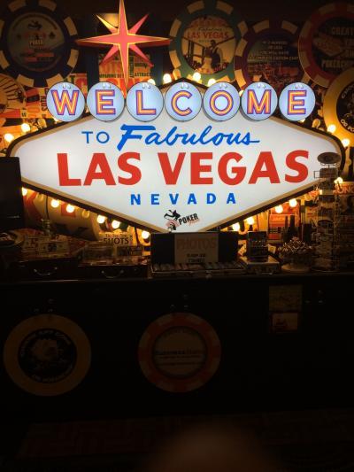 LAS Vegas 旅行