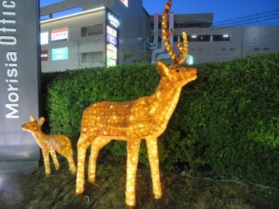 津田沼駅周辺のショッピングエリアを歩く
