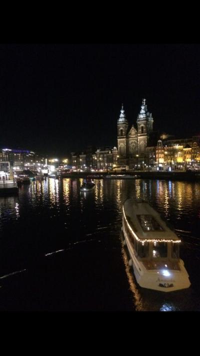 欧州4カ国を巡る旅 4カ国目 オランダ アムステルダム