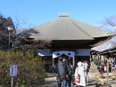 2018年の初詣に毘沙門堂と多聞院を訪問する①