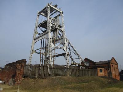 2017年12月 九州の旅 第2日 三池炭鉱