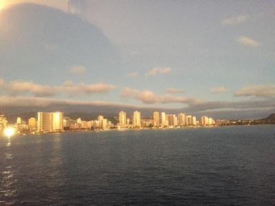 ハワイアン航空ビジネスクラス~帰国~
