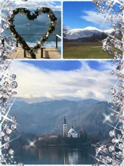 ・:*+2017クリスマス(3)+*:・inブレッド~冬のブレッド湖&ブレッド島~