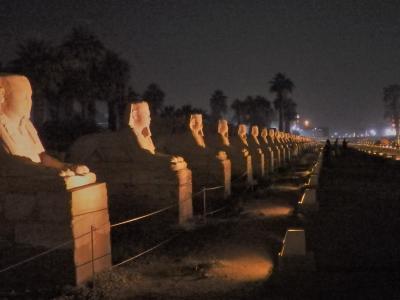 Luxor Temple(Luxor②)ルクソール神殿(2017年12月23日ルクソール②)