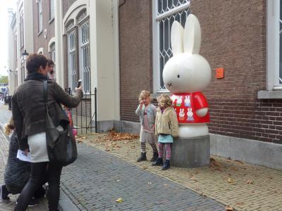 アムステルダム3歳子連れ1都市滞在6泊8日【3】うさこ、ミッフィー、ナインチェ