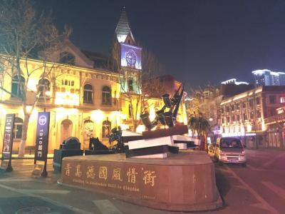 中国 青島 2017年2月