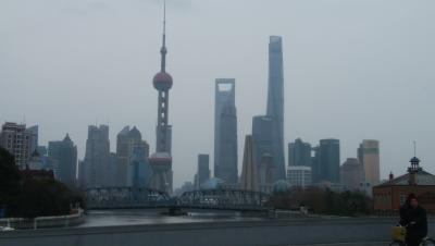 2泊3日の弾丸一人旅 in 上海