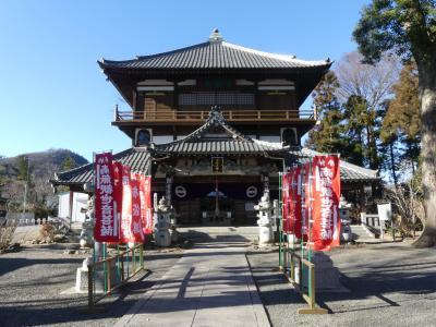 祥寿山 曹源寺(さざえ堂)の保存修理工事が完了しました_2018_1月2日から参拝できます(群馬県・太田市)