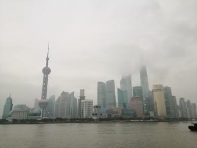 2018年のカウントダウンはヨーロッパへ☆2日目は上海➡ローマへと移動