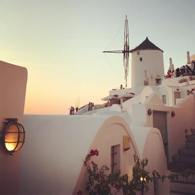 ギリシャでハネムーン~アテネ・クレタ・サントリーニ~ Day6 アクロティリとレッドビーチ、イアの夕日