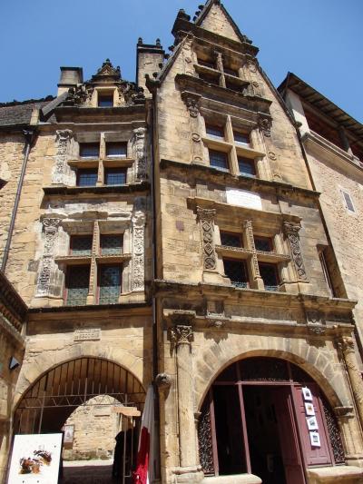 フランス南半分の旅 【22】 町全体が建築博物館「サルラ」の町へ