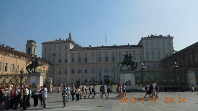 初夏の北イタリアを巡る 3 2日目 トリノ滞在