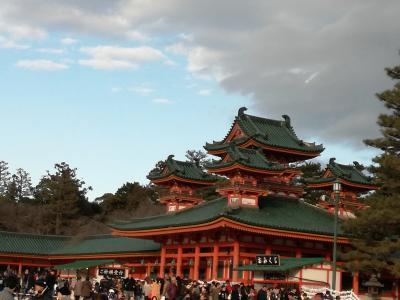 京都新春5社巡り(日帰りツアー)