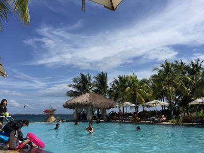 【セブ島】クリムゾンリゾート&スパ・マクタン4泊のんびり夏休み(が、トラブルで5泊)