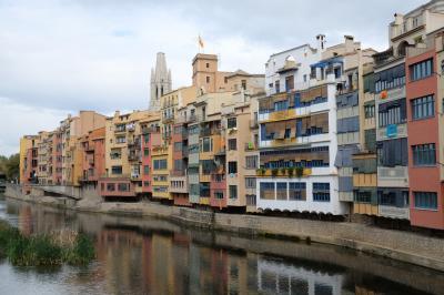 2017カタルーニャ紀行 ジローナ(Girona)
