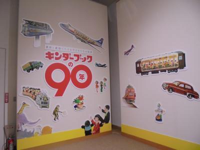 2018年1月 「キンダーブックの90年」展観覧と早稲田界隈さんぽ