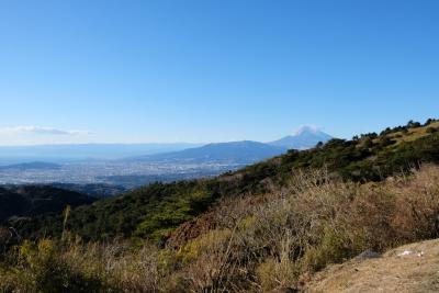 初登りは天城山で22Kmのハイキング