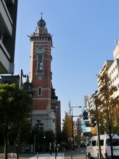 2017秋*横浜散歩*イチョウと開港記念会館と旅友夕食会