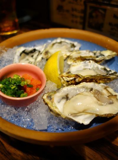 広島 牡蠣を食べに猪突猛進 ~まとまりのない家族旅行 その1の巻~