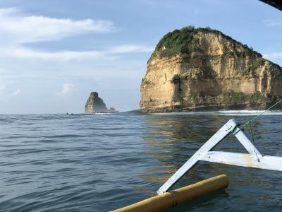 ロンボク島 サーフトリップ  DAY2