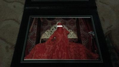3日目 トルコ周遊 女 おひとり様 ツアー イスタンプール    変身写真 民族衣装