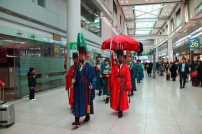ホーチミン旅行記 仁川で搭乗予定の便に乗り遅れ
