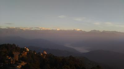 ネパール旅行(その2) カトマンズ→ナガルコット