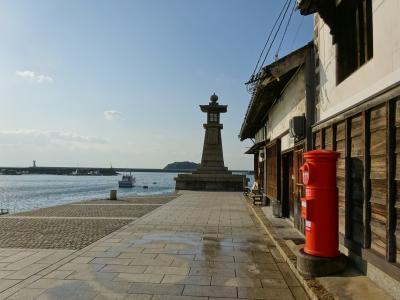 瀬戸内の小さな港町 鞆の浦