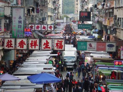 クリスマスの香港、マカオ、ちょこっと中国(珠海)親子旅行 2日目