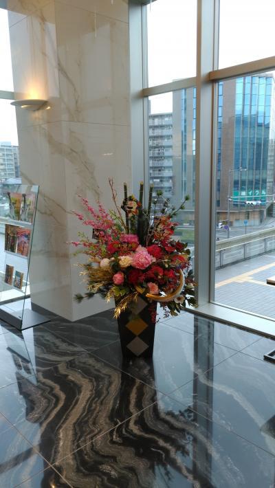 年末里帰り☆ピアッツァホテル奈良に2連泊