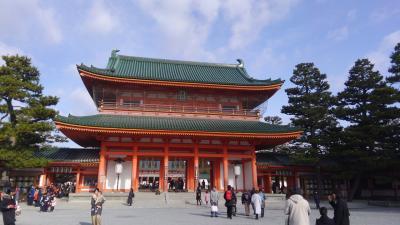 新春京都、まったり旅行2